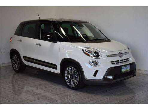 2014 Fiat 500L Trekking Hatchback 4D - GOOD/BAD/NO CREDIT OK! for sale in Escondido, CA