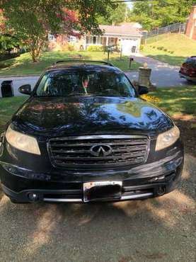 Infiniti FX35 for sale for sale in Clinton, District Of Columbia