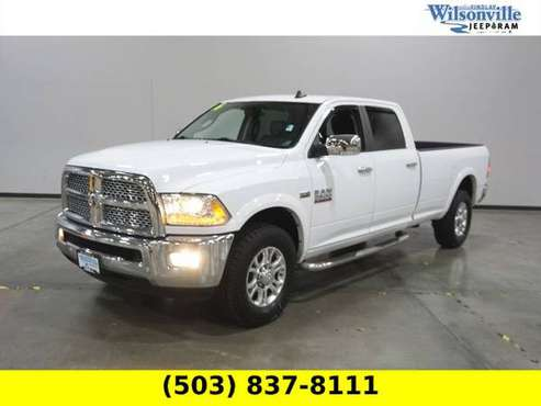 2016 Ram 2500 Truck Dodge Laramie Crew Cab - cars & trucks - by... for sale in Wilsonville, OR