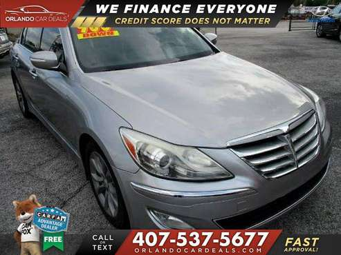 2013 Hyundai Genesis 3.8L Sedan for sale. CALL TODAY for sale in Maitland, FL