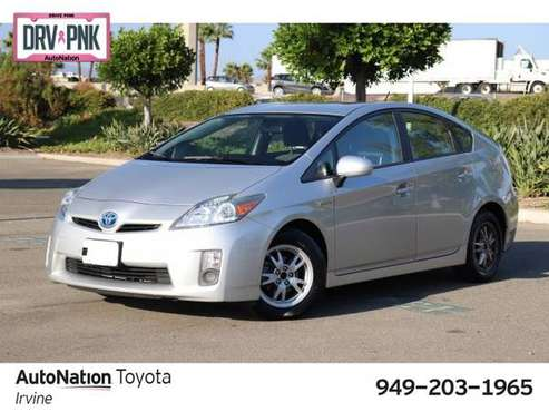 2010 Toyota Prius III SKU:A0238415 Hatchback for sale in Irvine, CA