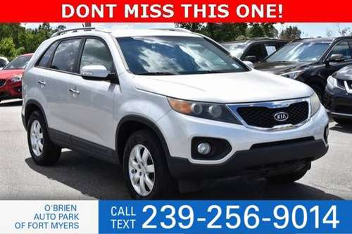 2011 Kia Sorento LX for sale in Fort Myers, FL