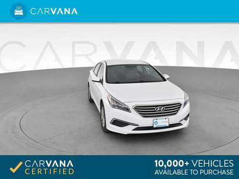2016 Hyundai Sonata Sedan 4D sedan Off white - FINANCE ONLINE for sale in Barrington, RI