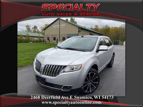 2011 Lincoln MKX! Panoroof! New Tires! Backup Camera! Remote Start! for sale in Suamico, WI