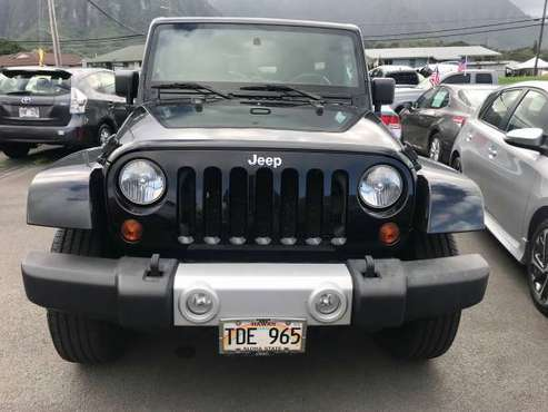 2012 Jeep Wrangler Unlimited-*Call/Text Issac @ * for sale in Kailua, HI