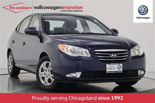 2010 *Hyundai* *Elantra* *4dr Sedan Automatic GLS* P for sale in Evanston, IL
