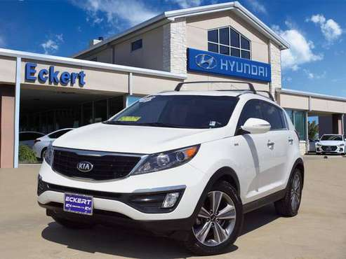 2014 Kia Sportage SX for sale in Denton, TX