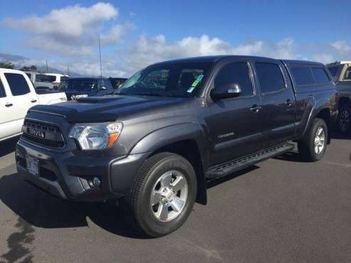 2015 Toyota Tacoma TRD Sport BAD CREDIT OK !! for sale in Kihei, HI