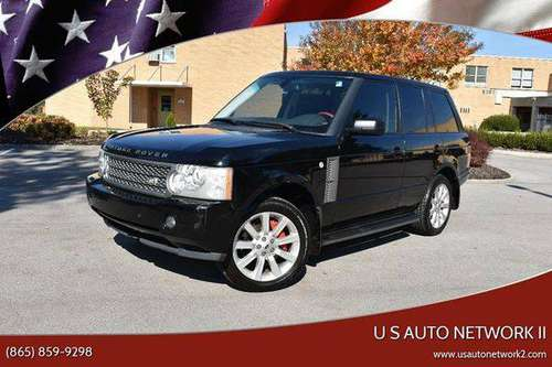 2006 Land Rover Range Rover Supercharged 4dr SUV 4WD for sale in Knoxville, TN