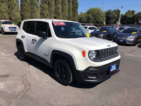 ** 2015 Jeep Renegade Sport Gas Saver BEST DEALS GUARANTEED ** for sale in CERES, CA