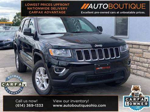 2016 Jeep Grand Cherokee Laredo - LOWEST PRICES UPFRONT! for sale in Columbus, OH