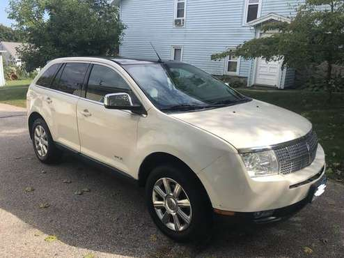 '08 AWD Lincoln MKX w/ The Elite Pkg for sale in Mystic, CT