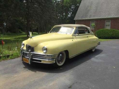 1948 Packard Victoria Convertible for sale in Hamburg, NY