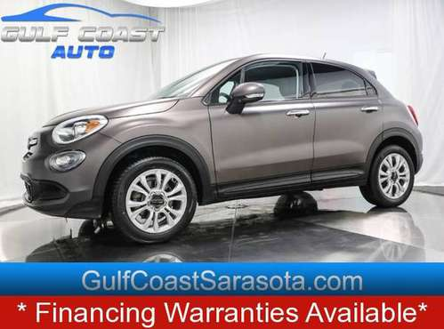 2016 FIAT 500X EASY 500X 1 FL OWNER COLD AC WARRANTY L@@K for sale in Sarasota, FL
