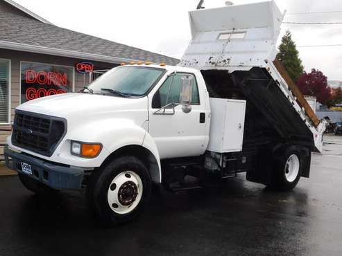 2000 Ford Super Duty F-650 XL for sale in Keizer , OR