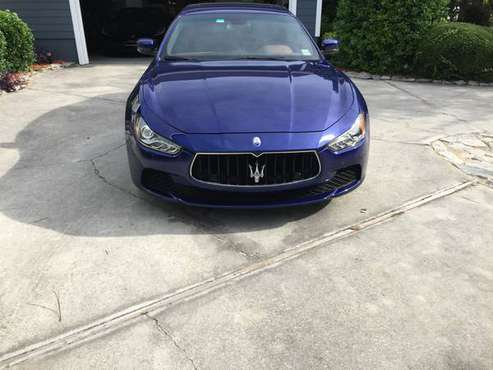 2015 Maserati Ghibli S Q4 for sale in Southport, NC
