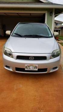 2006 Silver Scion TC for sale in Hanamaulu, HI