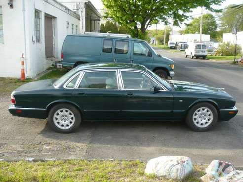 PARTS HAVE BEEN SOLD! not complete now! 1998 Jaguar XJ8-WHOLE-PARTS for sale in Milford, NY
