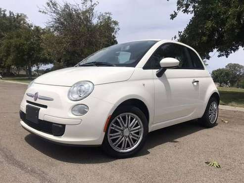 2012 Fiat 500 Pop for sale in San Diego, CA