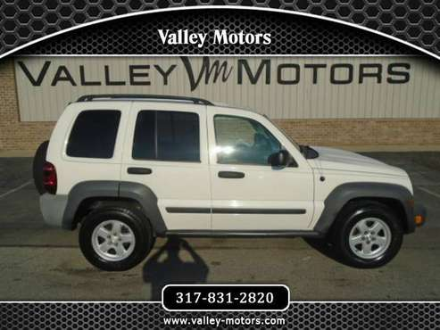 2007 Jeep Liberty Sport 4WD for sale in Mooresville, IN