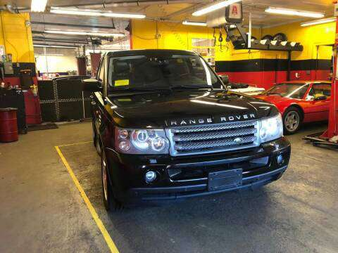 2006 LAND ROVER RANGE ROVER SPORT for sale in Bellingham, MA