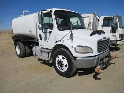 2007 Freightliner M2 Business Class Water Truck for sale in Coalinga, CA