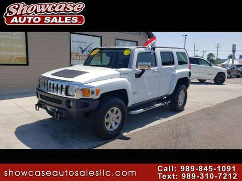 4X4!! 2006 HUMMER H3 4dr 4WD SUV - $7995 (CHESANING) for sale in Chesaning, MI