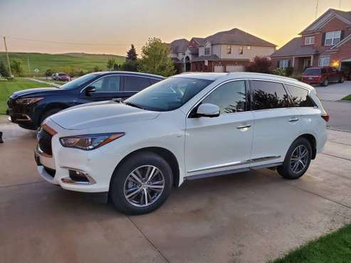 2019 Infiniti QX60 AWD-Nav, 360 cam, blindspot for sale in Riverview, OH