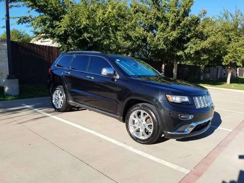2014 Jeep Grand Cherokee Summit 4x4 for sale in Granbury, TX