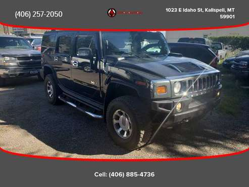 2008 HUMMER H2 - Financing Available! for sale in Kalispell, MT