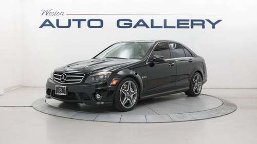 2010 Mercedes-Benz C63 AMG~6.2L~451hp~Luxury & Outstanding Performance for sale in Fort Collins, CO