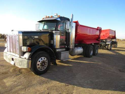 1989 Peterbilt Dump Truck Transfer Set for sale in Coalinga, OR