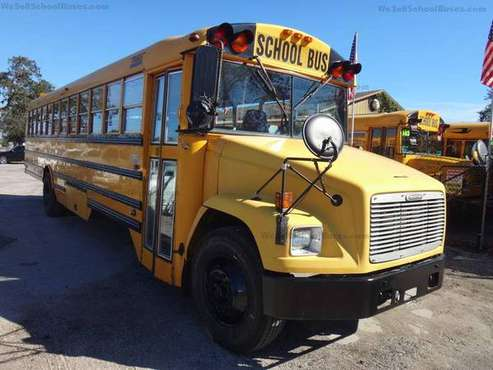2002 Freightliner Thomas High Top School Bus for sale in Hudson, FL