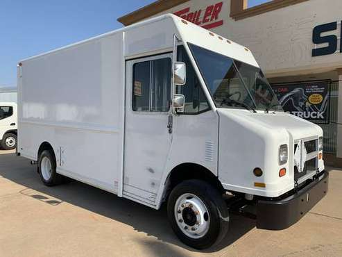 2000 Freightliner MT45 Step Van 14' Diesel Auto FedEx Financing! for sale in Oklahoma City, OK
