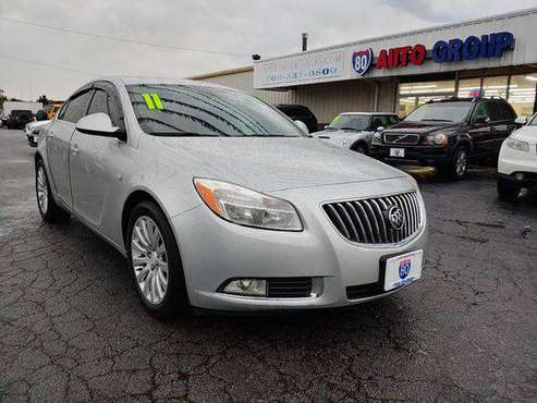 2011 Buick Regal CXL 4dr Sedan w/RL1 (CAN) for sale in Hazel Crest, IL