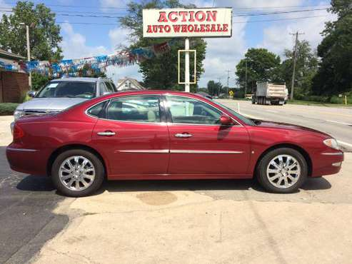 2007 Buick LaCrosse CXL, 87k Mi, Leather Loaded, NO RUST HERE! for sale in Painesville , OH
