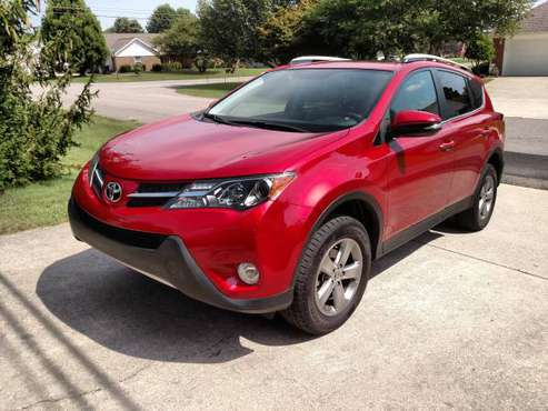 2015 Toyota Rav4 XLE for sale in Madison, AL