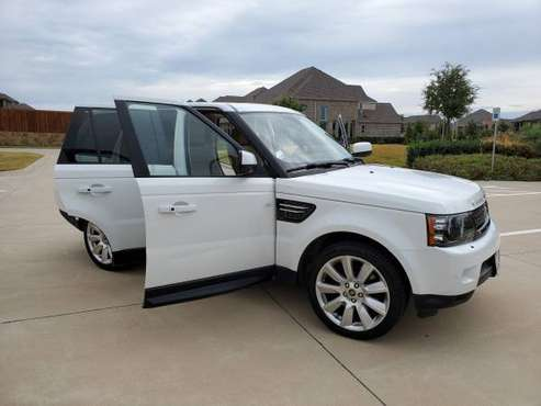 LIKE NEW LAND ROVER RANGE ROVER SPORT HSE 2013 for sale in Prosper, TX