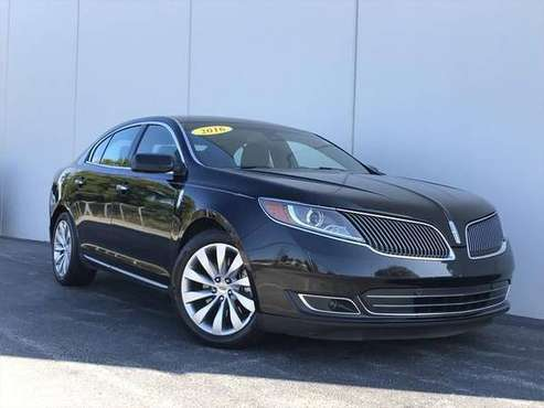 2016 LINCOLN MKS 4dr Sdn 3.7L AWD - Call for sale in Calumet City, IL