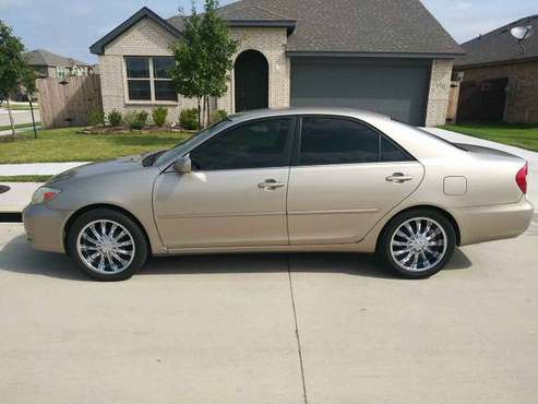 **2003 Toyota Camry Excellent Condition** for sale in Dallas, TX