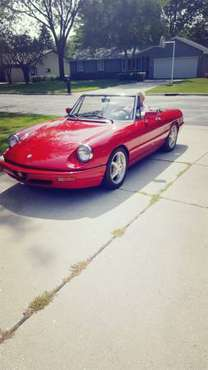 1991 Alfa Romeo spider for sale in Green Bay, WI