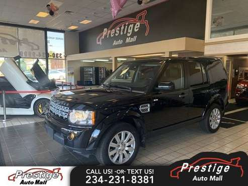 2013 Land Rover LR4 HSE for sale in Cuyahoga Falls, PA