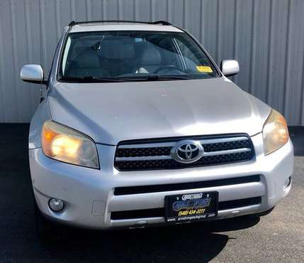 2007 TOYOTA RAV4 LIMITED GUARANTEED APPROVAL! for sale in Harrisonburg, VA