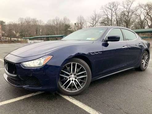 2015 Maserati Ghibli S Q4 Sedan No Paystubs No Problem for sale in Great Neck, NY
