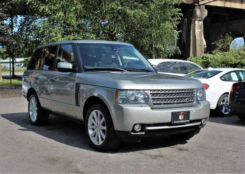 2010 LAND ROVER RANGE ROVER SUPERCHARGED! 510 HP Rover! for sale in Pittsburgh, PA