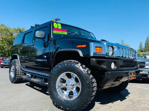 2003 Hummer H2 ~* WE FINANCE *~ 3 Months Free Warranty for sale in Sacramento , CA