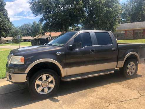 2008 F150 King Ranch SuperCrew 4X4 for sale in Biloxi, MS