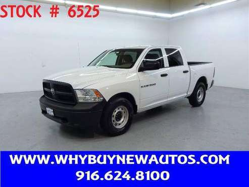 2012 Ram 1500 ~ 4x4 ~ Crew Cab ~ Only 41K Miles! - cars & trucks -... for sale in Rocklin, OR
