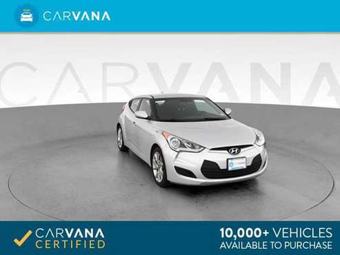 2016 Hyundai Veloster Coupe 3D coupe Silver - FINANCE ONLINE for sale in Barrington, RI