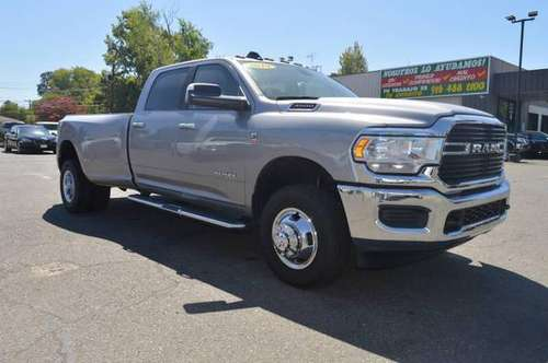 2019 RAM Ram Pickup 3500 Big Horn 4x4 4dr Crew Cab 8 ft. LB DRW... for sale in Sacramento , CA